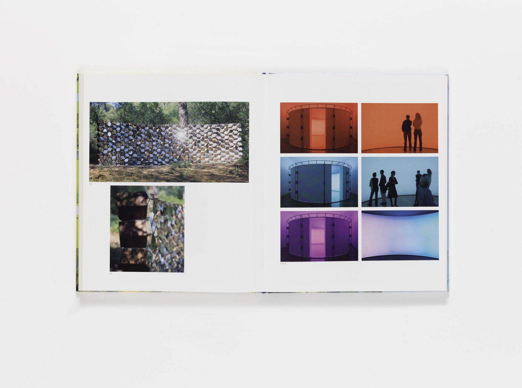 Take Your Time: Olafur Eliasson publication plates 165-172