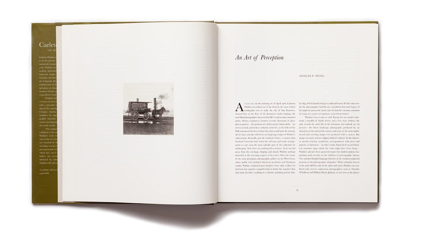 Carleton Watkins, pp. 18-19