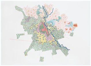 Tiffany Chung, Growth of Cali city boundaries