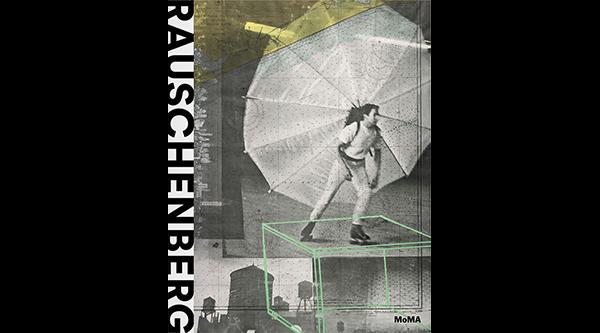 Rauschenberg catalogue cover