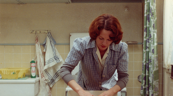 Chantal Akerman, Jeanne Dielman, 23 Commerce Quay, 1080 Brussels  (still) 1975; image: courtesy Janus Films