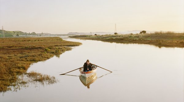 Artwork image, Larry Sultan, Meander Corte Madera