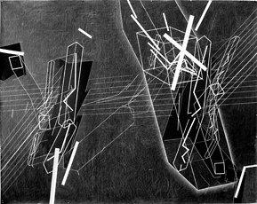 Lebbeus Woods, Conflict Space 4