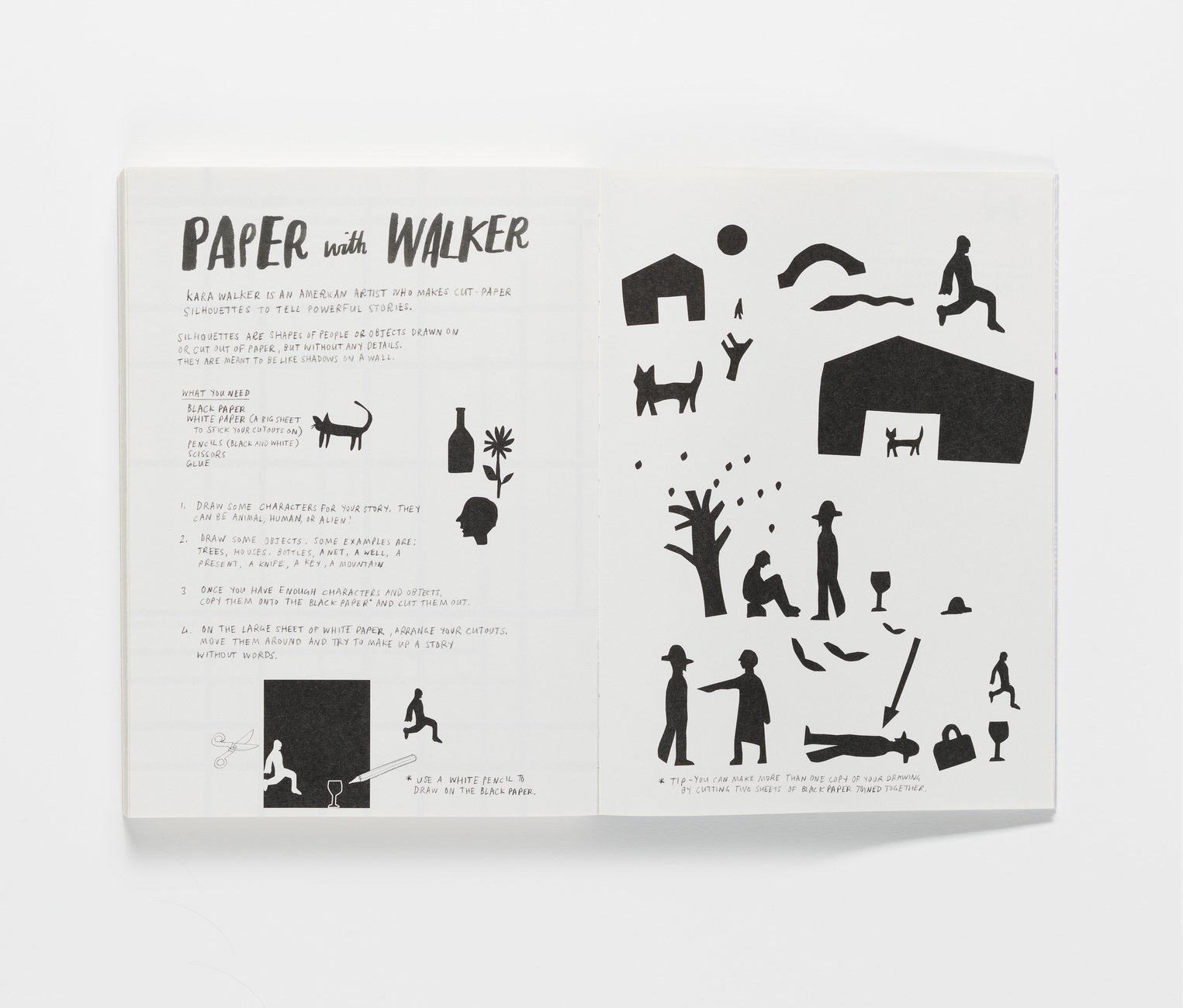 Play Artfully publication paper with Walker