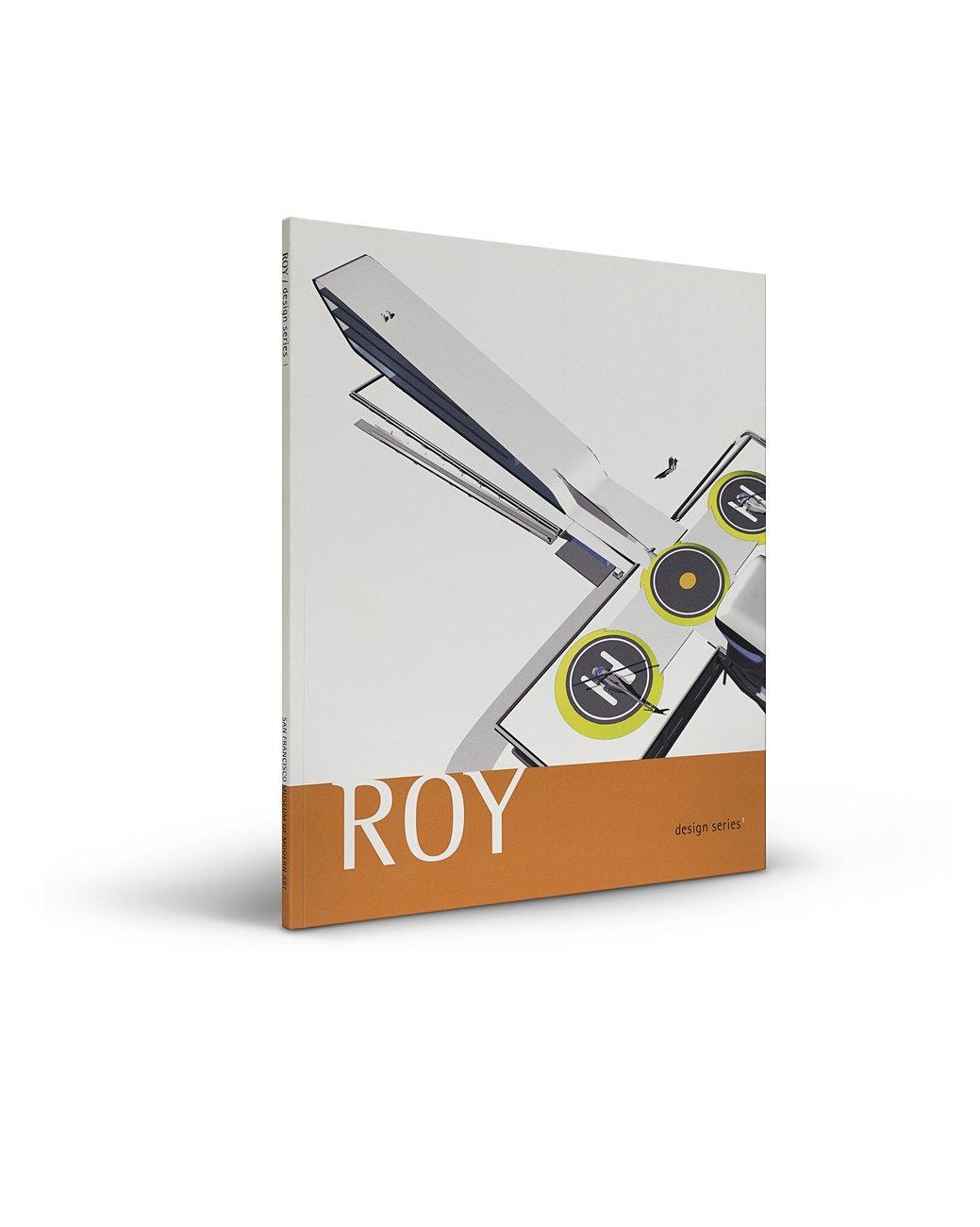 ROY: design series 1 publication cover