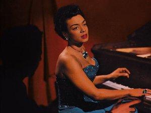 Hazel scott piano