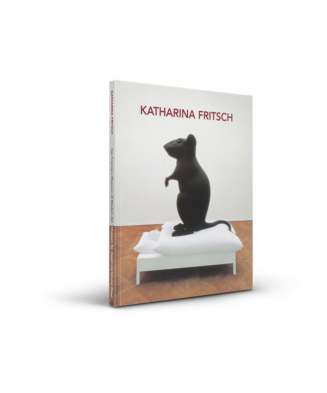 Katharina Fritsch, cover