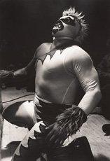 Lourdes Grobet, photo of Mexican wrestler