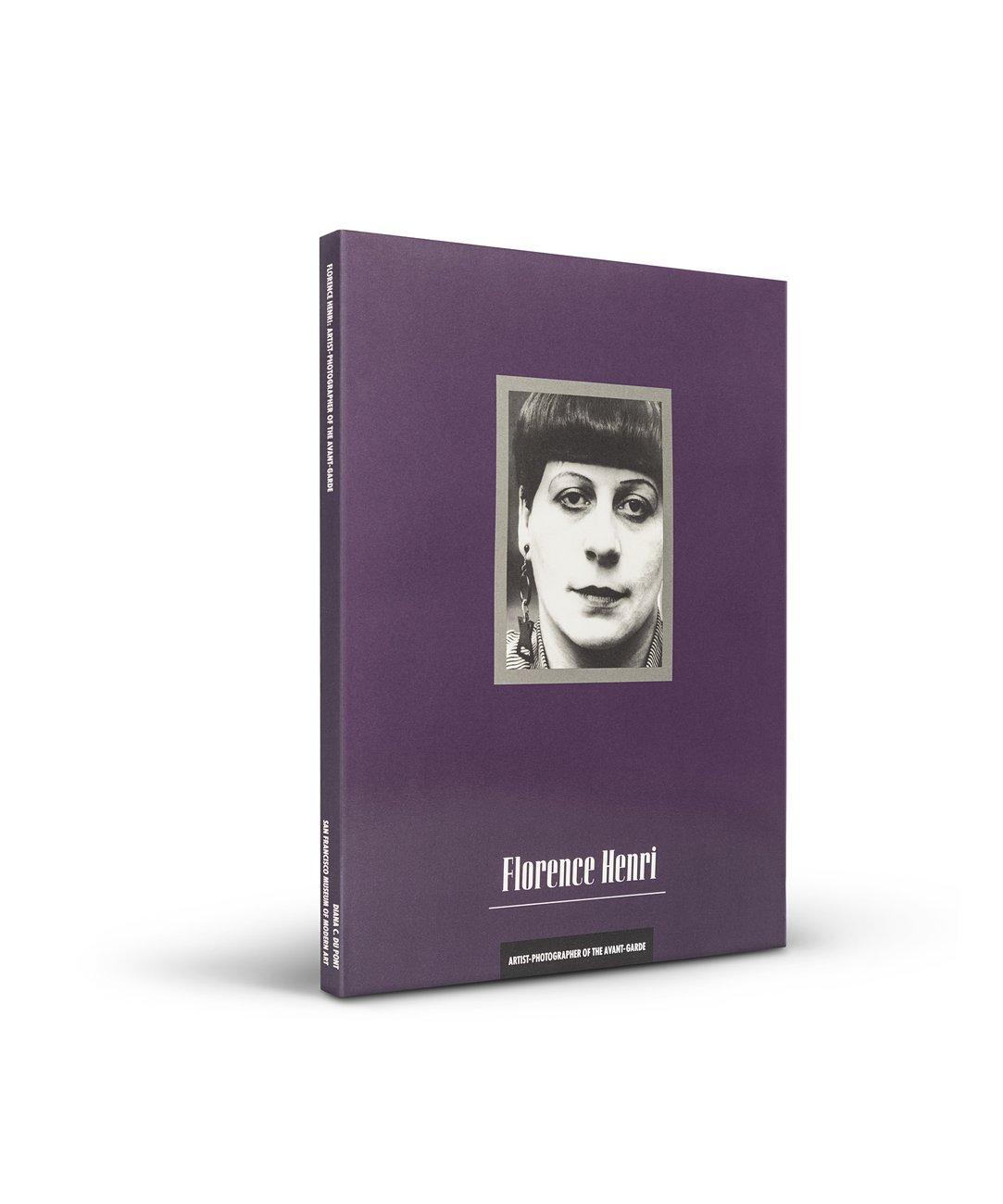 Florence Henri: Artist-Photographer of the Avant Garde, cover