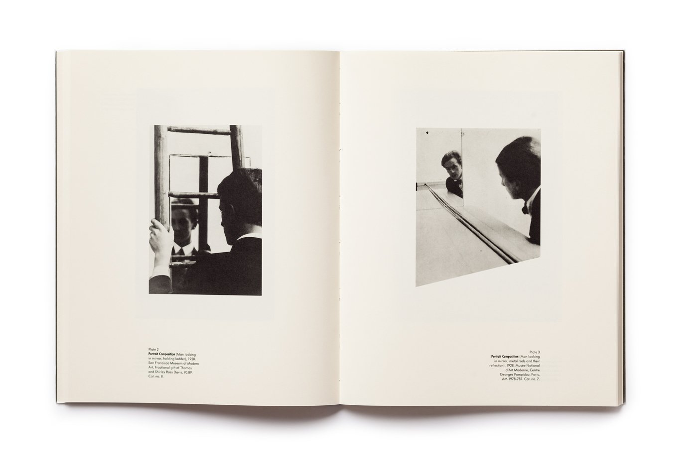 Florence Henri: Artist-Photographer of the Avant Garde, plates 2 and 3