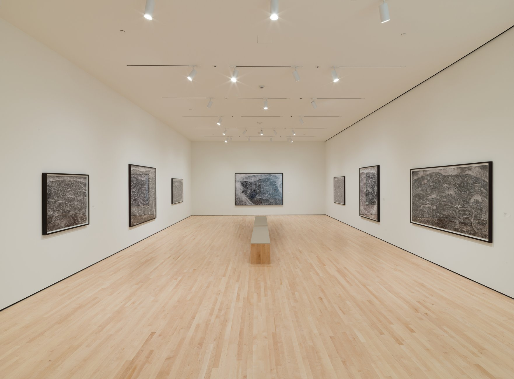 Installation view, New Work: Sohei Nishino