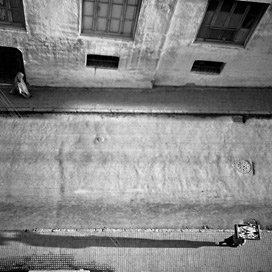 Robert Rauschenberg, Tangier Street (II), 1952.