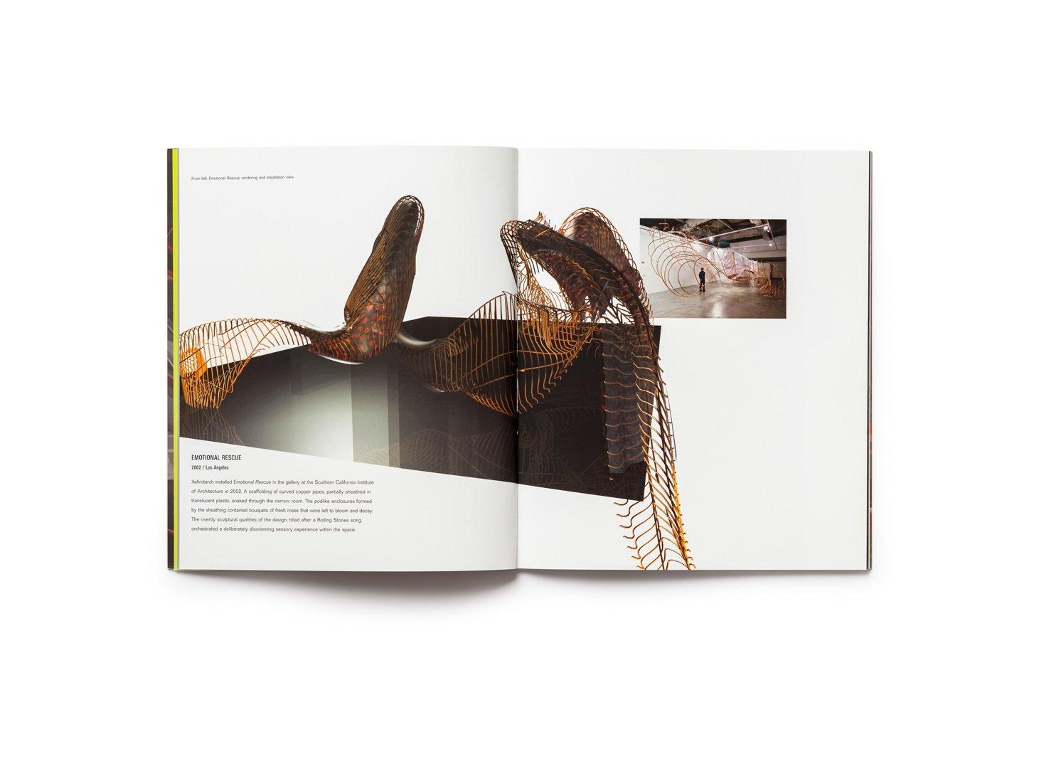 Xefirotarch: design series 4 publication pages 6-7