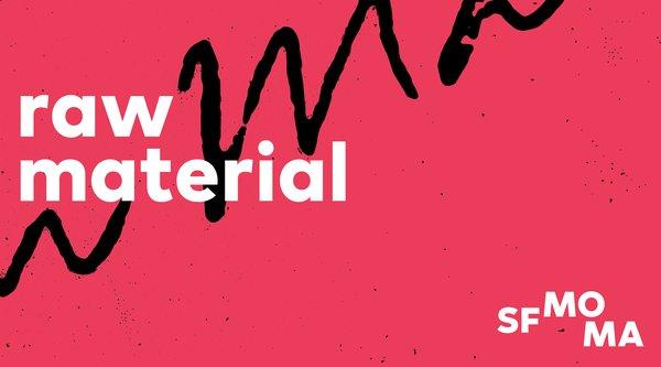 raw material season 4 pink logo
