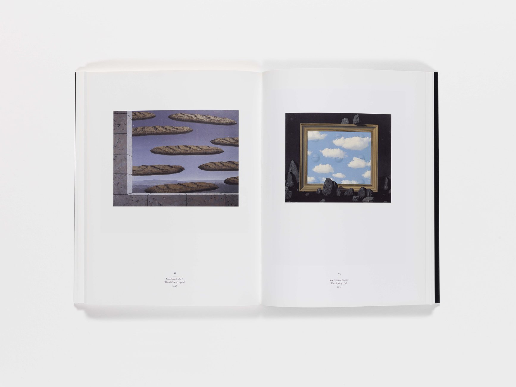 Magritte publication pages 84-85