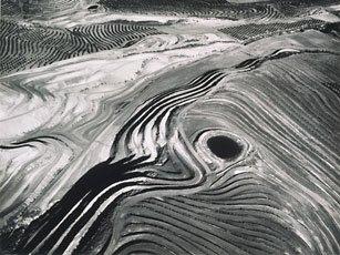 William Garnett, photo arial view of CA landscape