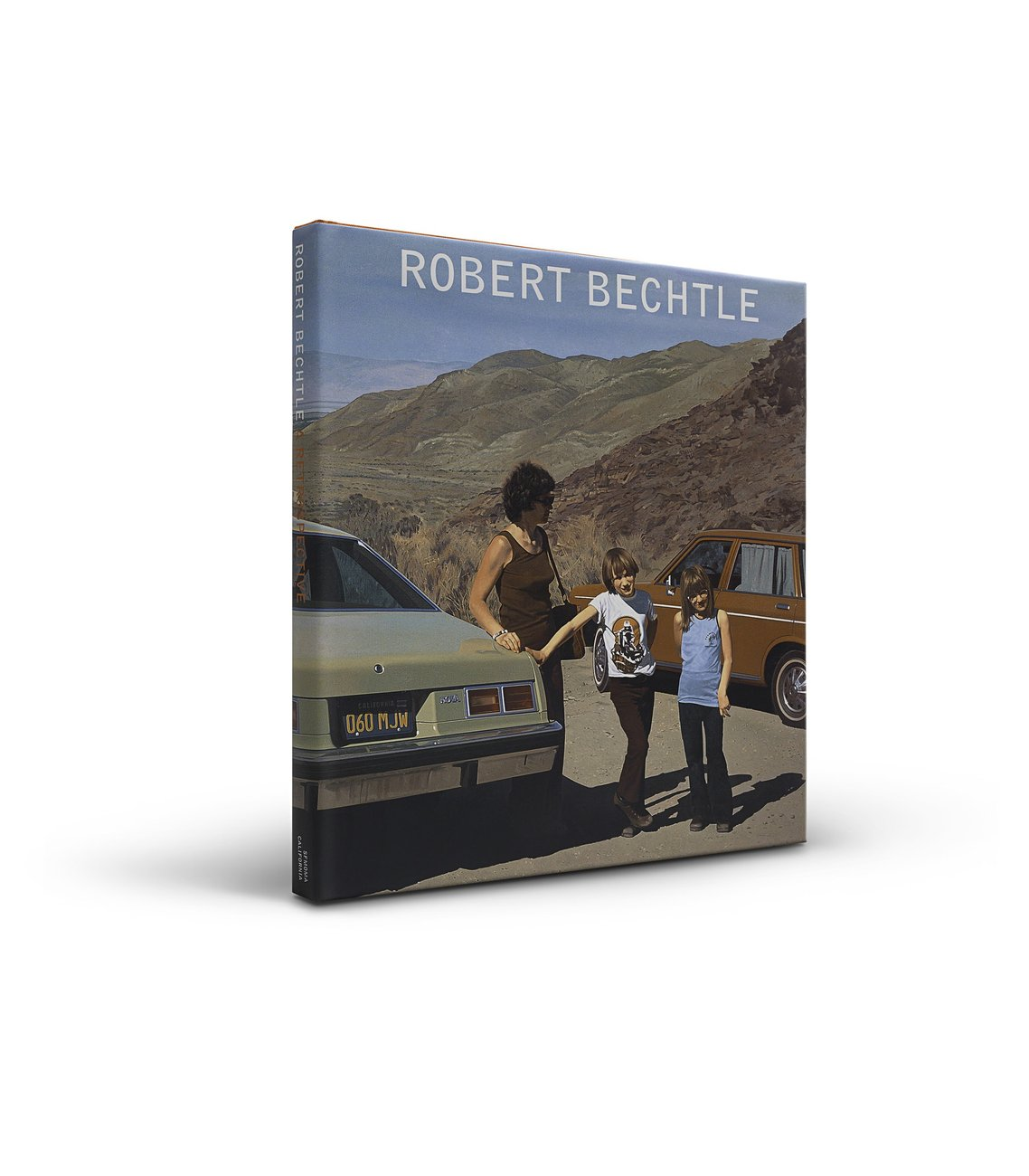 Robert Bechtle publication cover