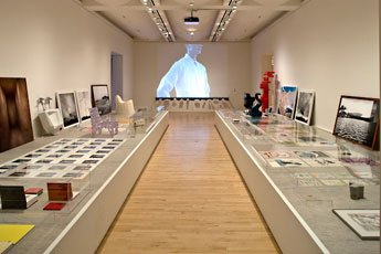 246 and counting installation view