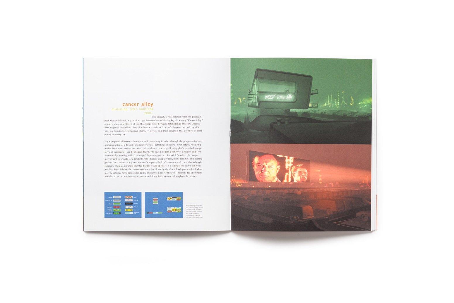 ROY: design series 1 publication pages 36-37