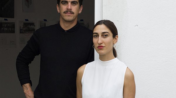 man and woman of LANZA Atelier