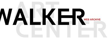 Walker Art Center logo
