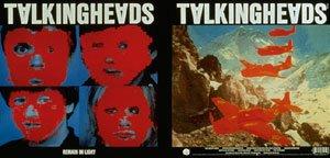 Tibor Kalman Talking Heads album cover