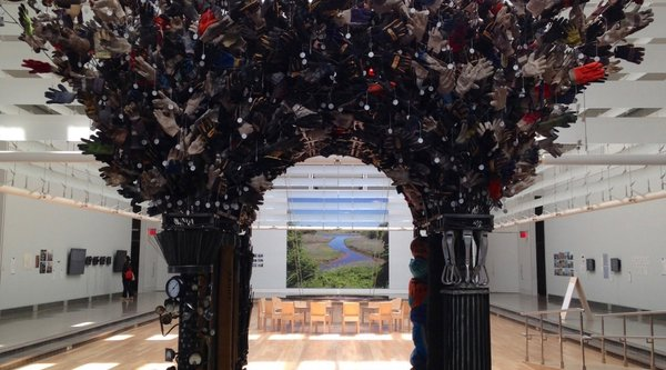 Ukeles installation shot