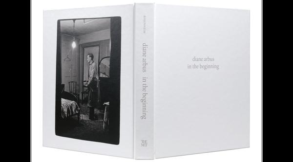 diane arbus in the beginning catalogue