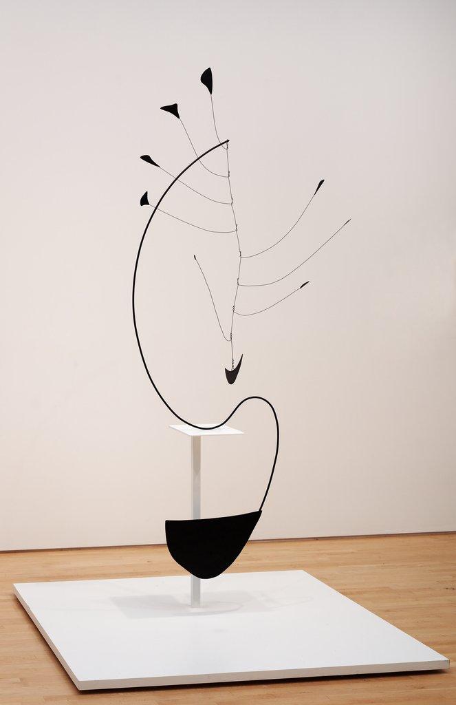 Artwork image, Alexander Calder