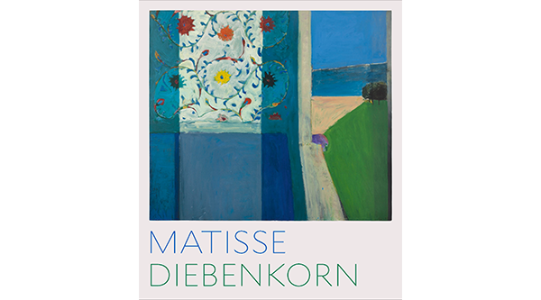 A book cover featuring a painting