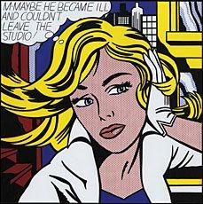Lichtenstein, m-maybe girl