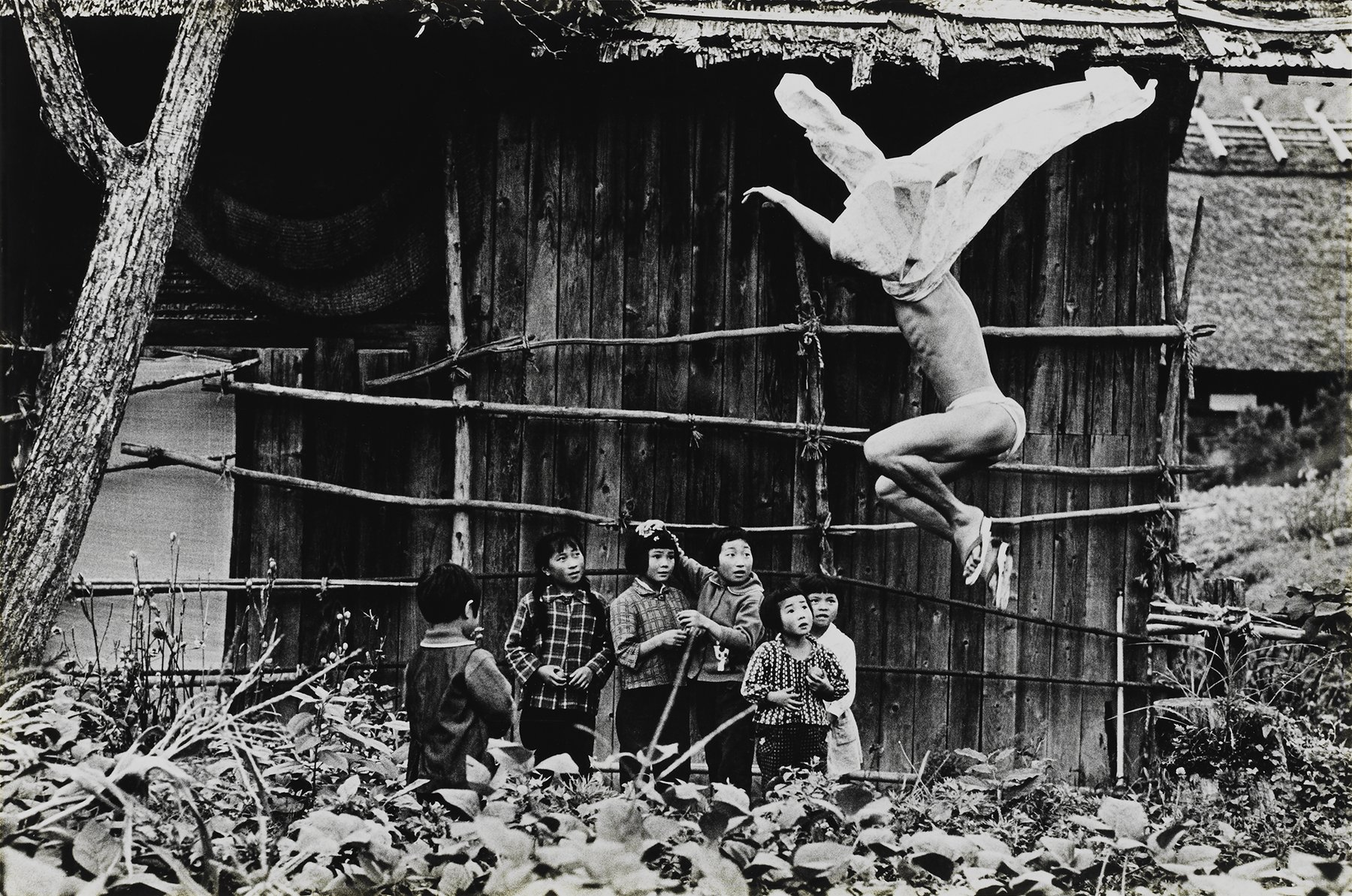 Artwork image, ​Eikoh Hosoe, Kamaitachi #17