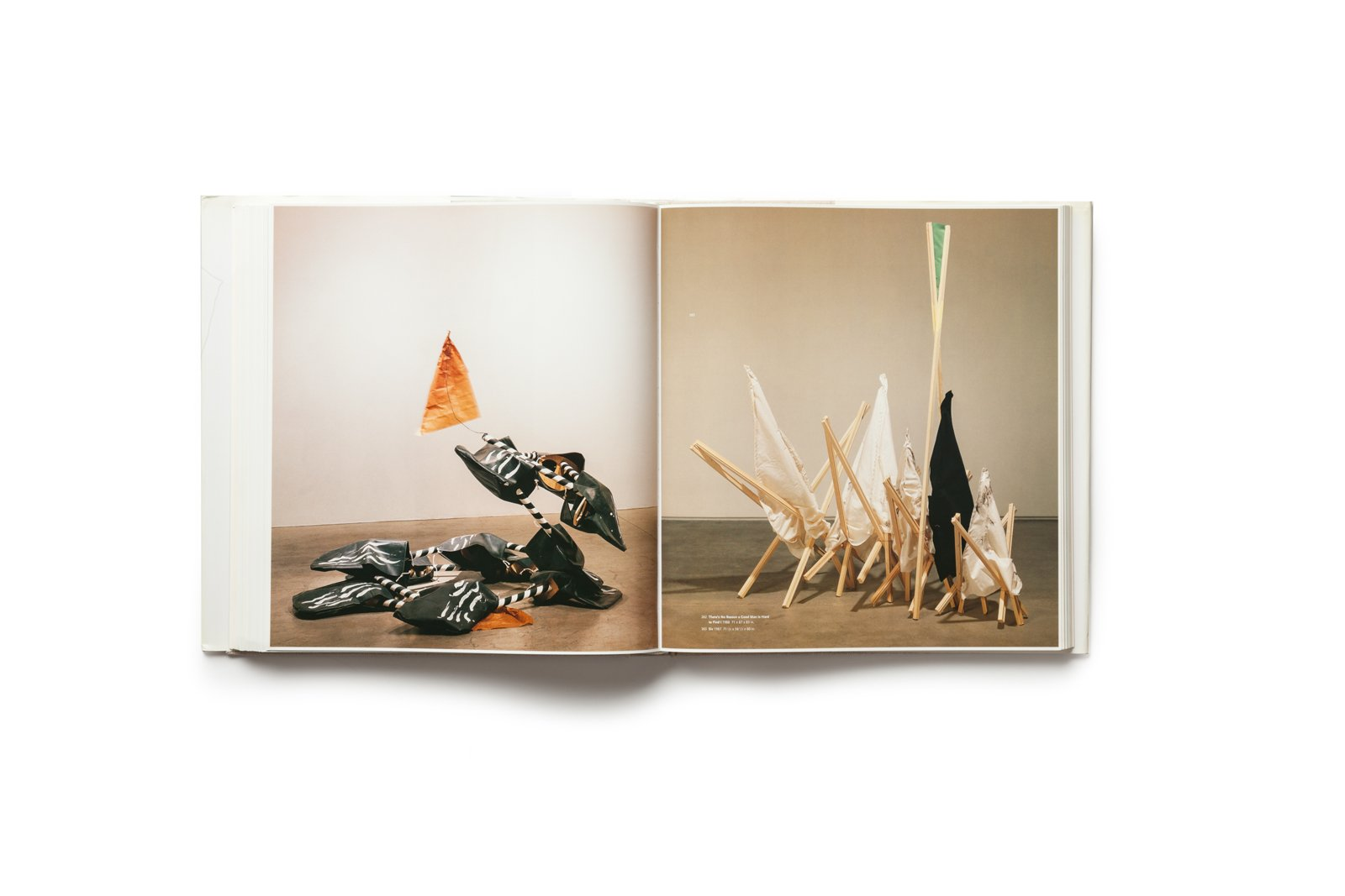 The Art of Richard Tuttle publication plates 262-263
