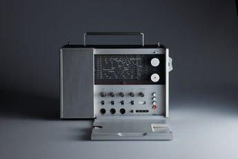 Dieter Rams, radio