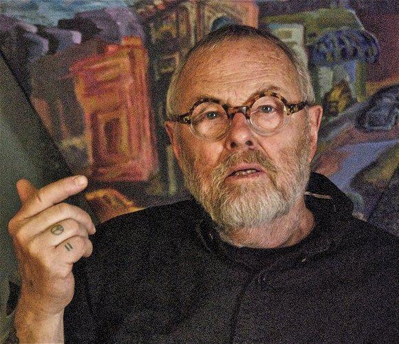 Portrait of Bill Dane