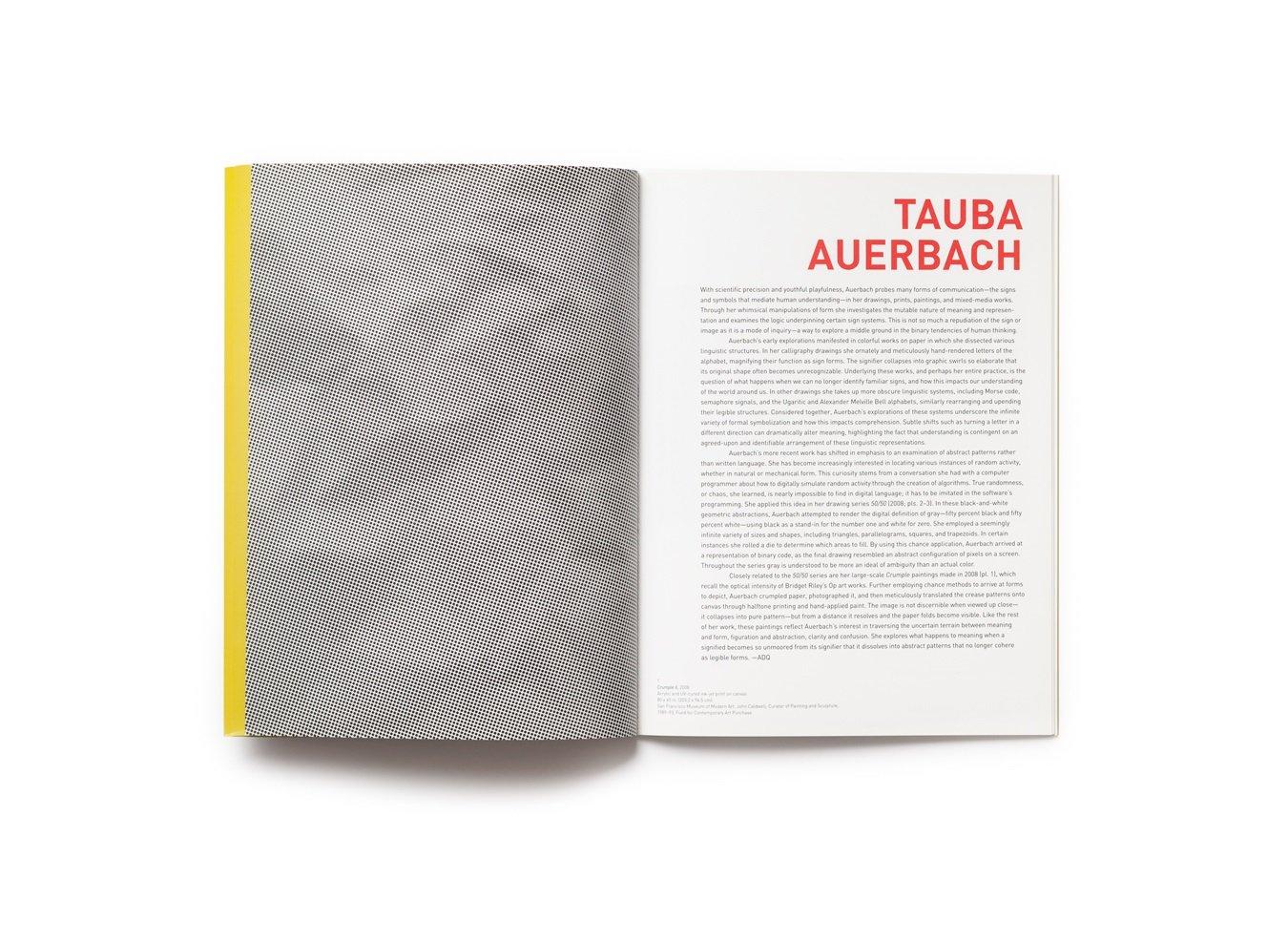 2008 SECA Art Award publication pages 4-5