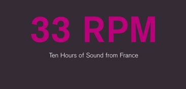 33 RPM text