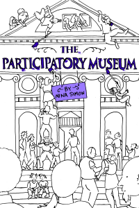 "A book cover saying ""The Participatory Museum"""