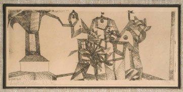 Paul Klee, Little Castle in the Air