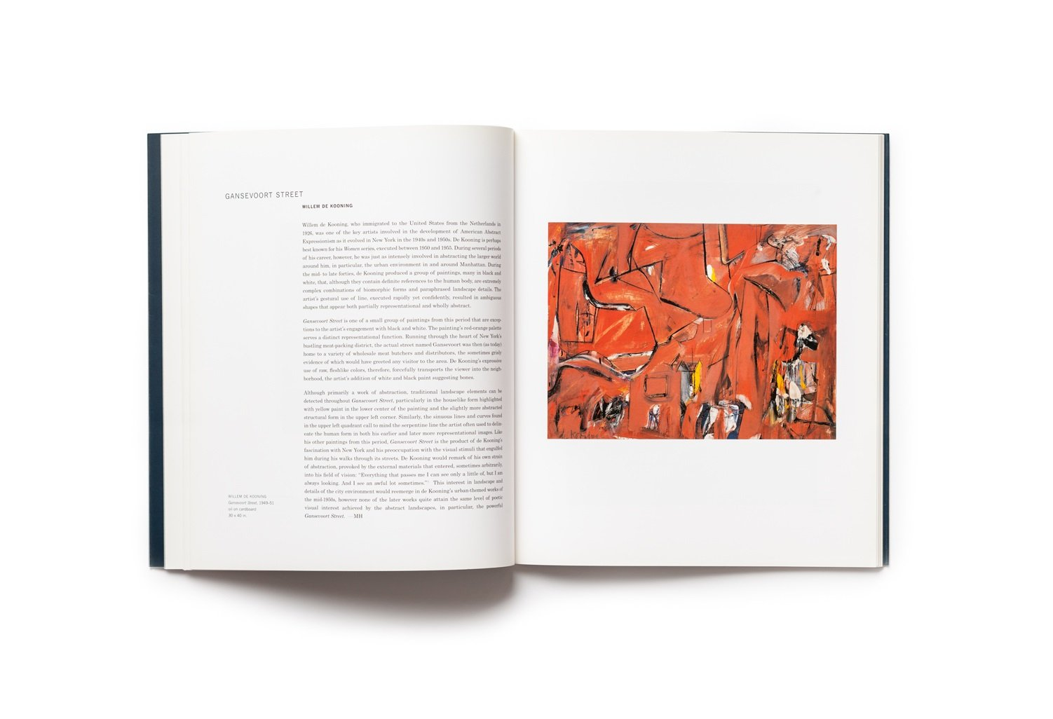 Celebrating Modern Art: Highlights of the Anderson Collection publication pages 28-29