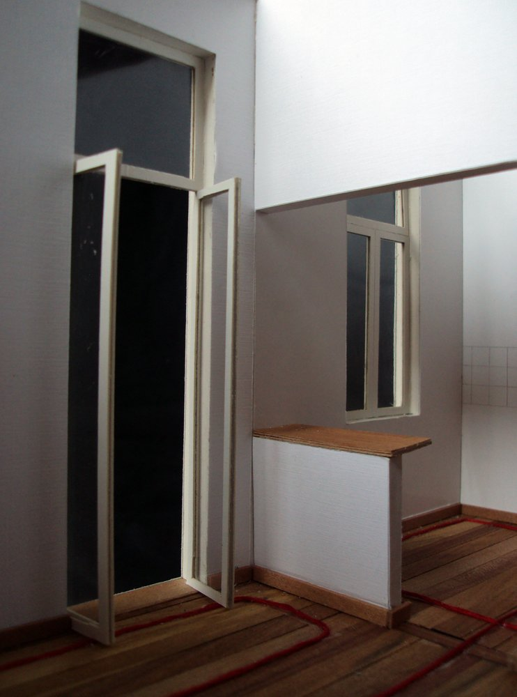 An architectural model of a doorway, Soundtracks