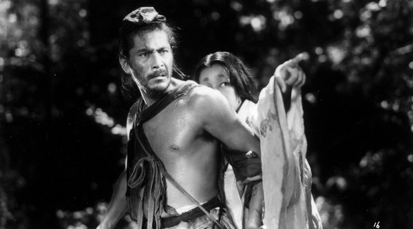 Akira Kurosawa, Rashomon (still), 1950;  image: courtesy Janus Films