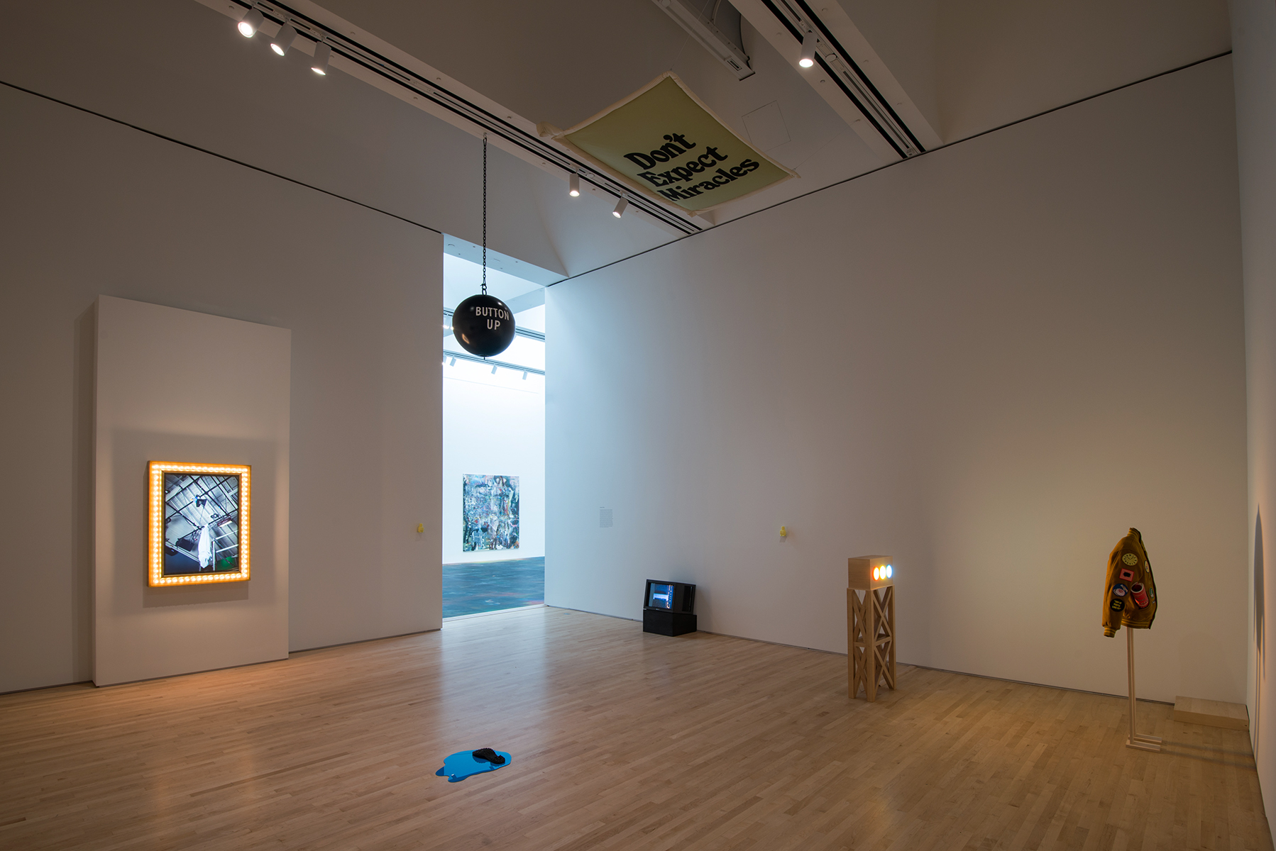 Lindsey White installation