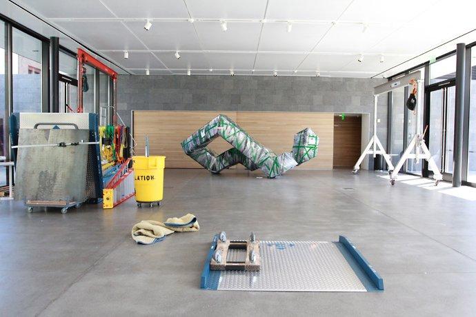 An installation, Herschend