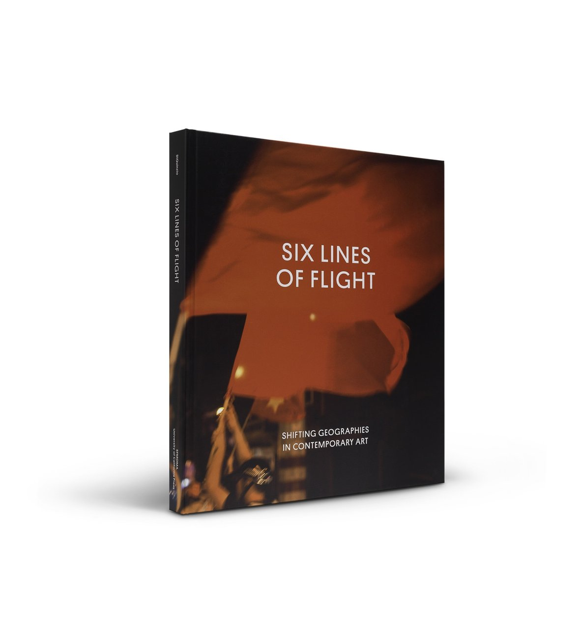 Six Lines of Flight publication cover
