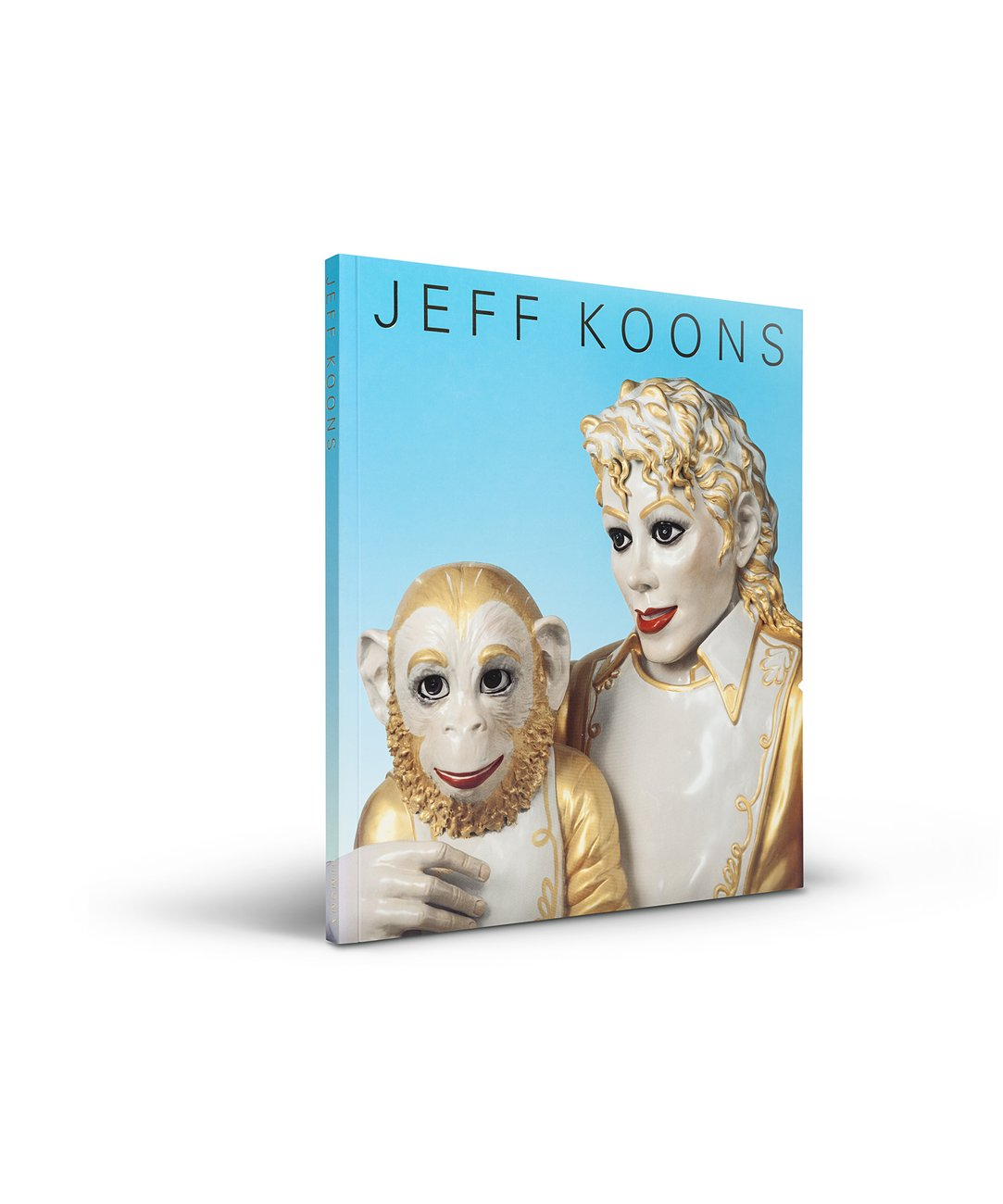 Jeff Koons, cover