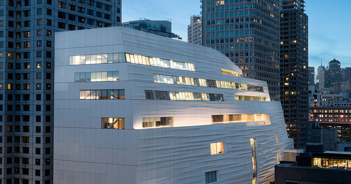 The new san francisco museum of modern art opens to the for Contemporary art museum san francisco