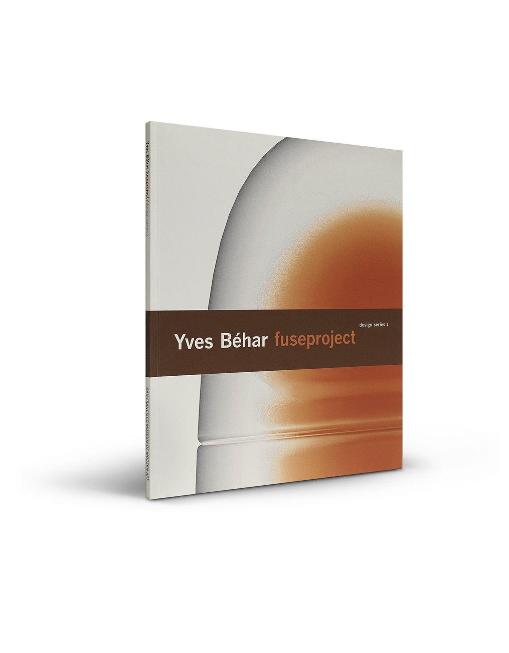 Yves Béhar fuseproject: design series 2publication cover