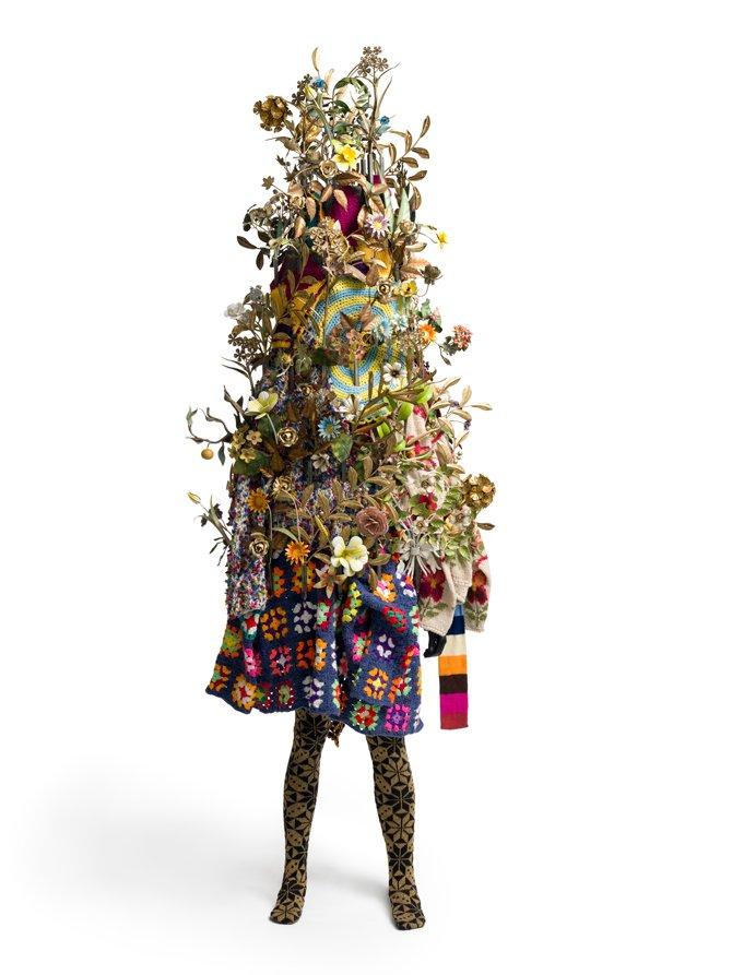 Artwork image, Nick Cave, Soundsuit