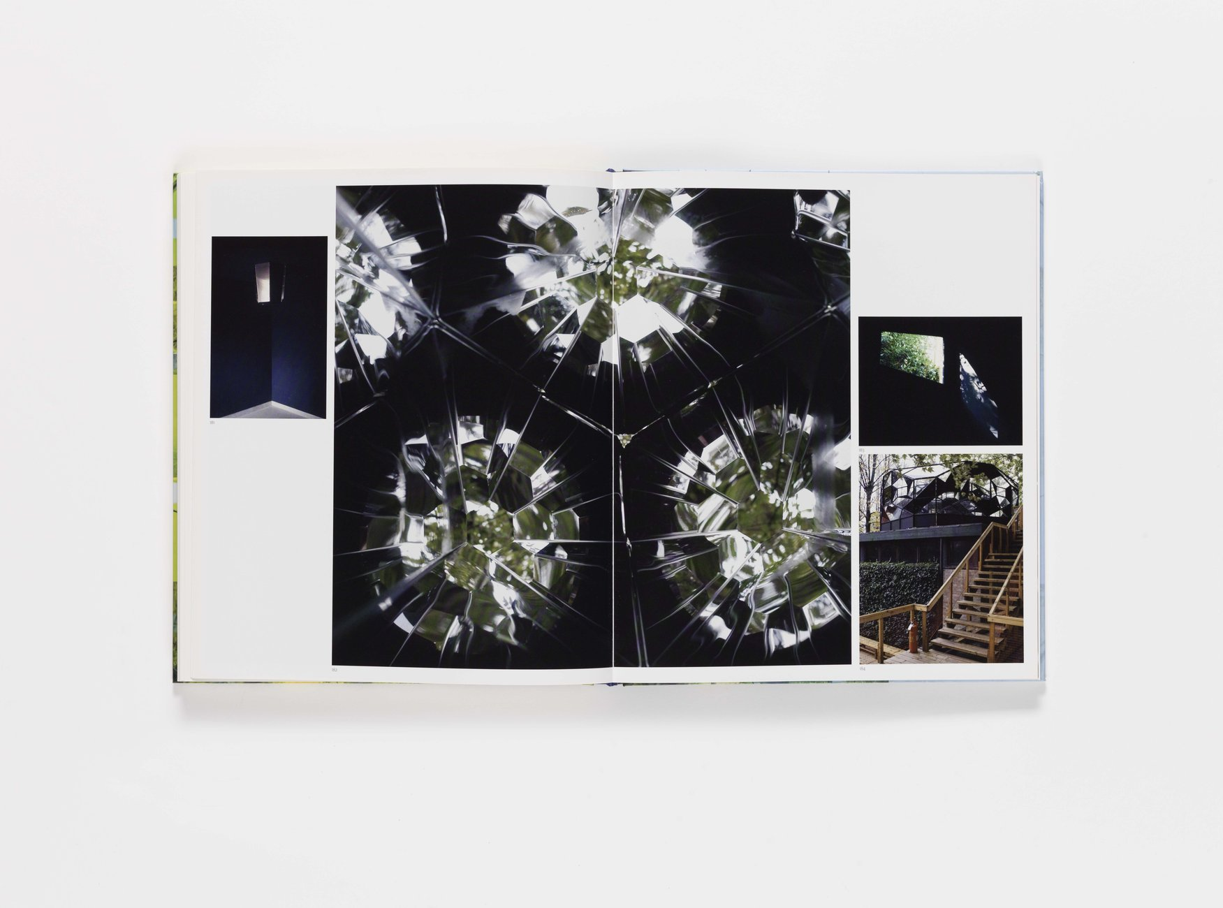 Take Your Time: Olafur Eliasson publication plates 181-184